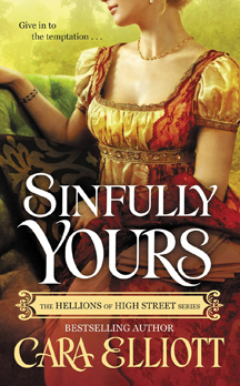 Sinfully Yours-CElliott