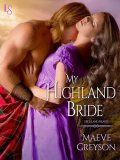 My Highland Bride HRCVR