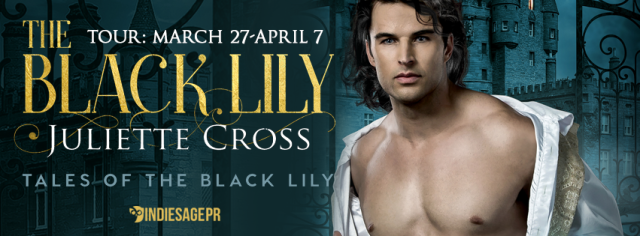 Black Lily Tour Banner
