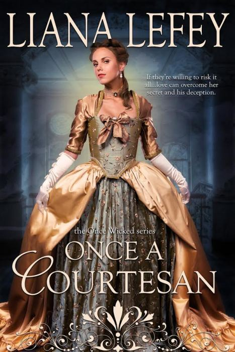 Once a Courtesan Cover