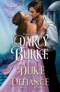 The Duke of Defiance Cover