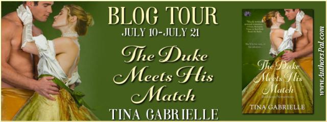 Tina Gabrielle Blog Tour banner