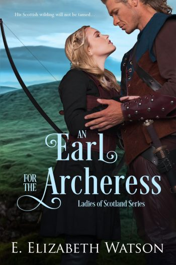 An-Earl-for-the-Archeress-Cover
