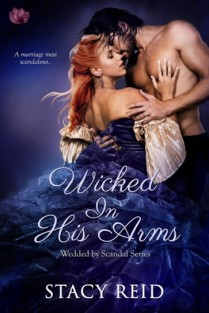 Wicked in His Arms #2 Cover