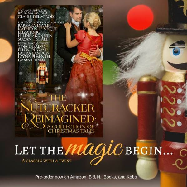nutcracker reimagined anthology