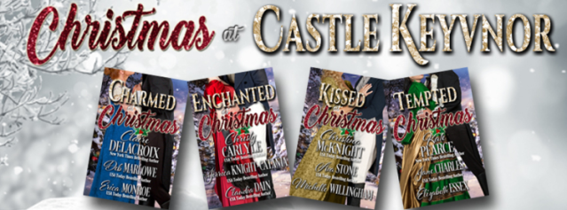 CHRISTMAS AT CASTLE KEYVNOR BANNER
