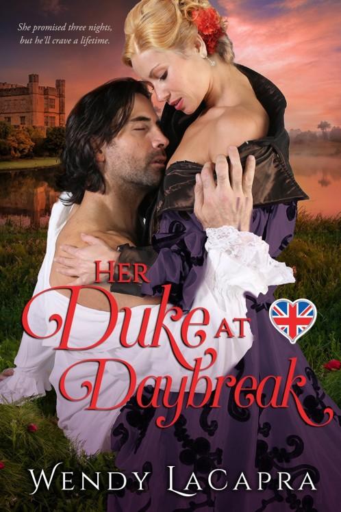 Her Duke at Daybreak