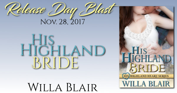 His Highland Bride RDB