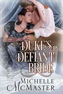 the duke's defiant bride
