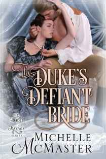 the duke's defiant bride