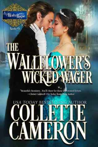 wallflower's wicked wager
