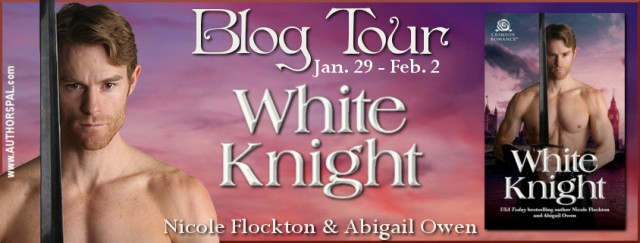 White Knight Tour Banner