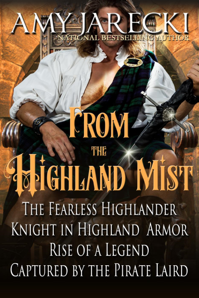 from the highland mist
