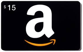 $15 Amazon GC
