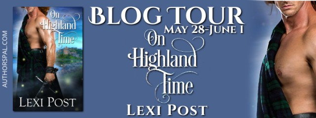 On Highland Time Tour Banner