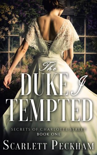 the duke i tempted book cover