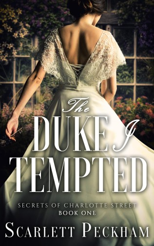 the duke i tempted book cover