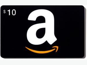 $10 Amazon GC
