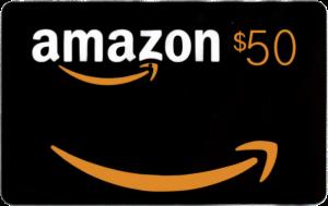 Amazon $50