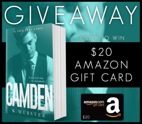 Camden Giveaway