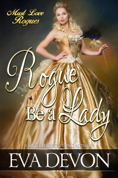 Rogue be a Lady Cover