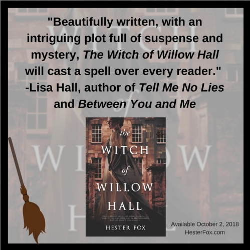 1_Week of Aug 8_Lisa Hall sharable_witch of willow hall
