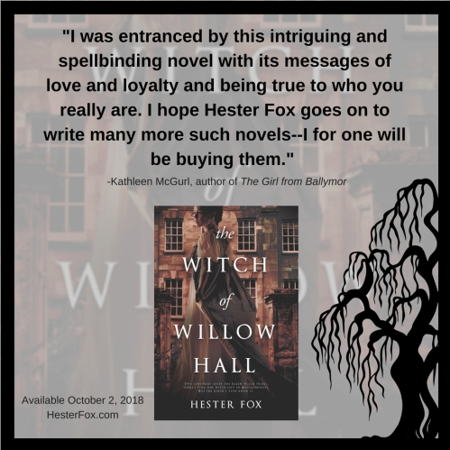 3_Week of Aug 20_Kathleen McGurl sharable_witch of willow hall