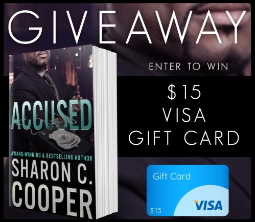 Accused Giveaway