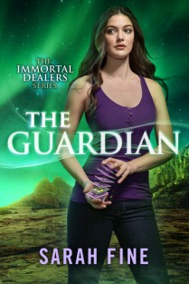 Book Cover - Immortal Dealers 2.0 - The Guardian by Sarah Fine