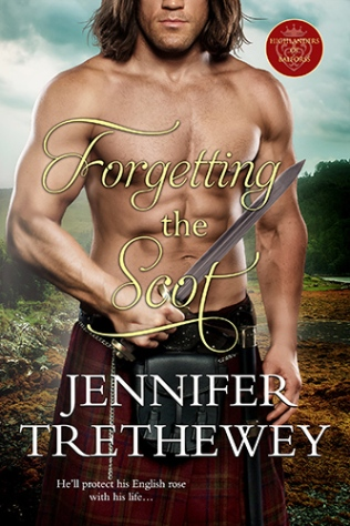 Forgetting-The-Scot-Jennifer-Trethewey-Book-Cover
