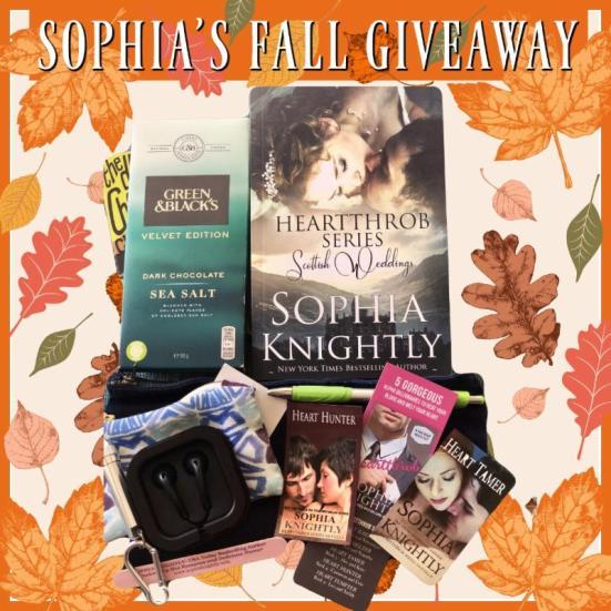 sophia's fall giveaway