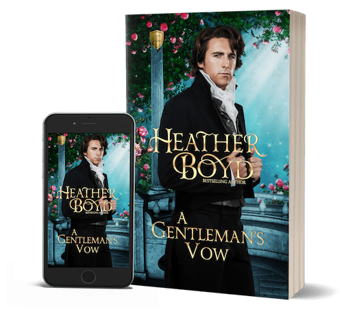 a gentleman's vow paperback and ebook