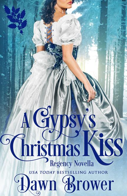A Gypsys Christmas Kiss