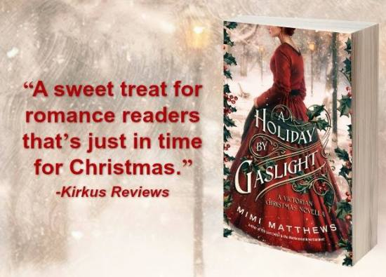 A Holiday by Gaslight teaser
