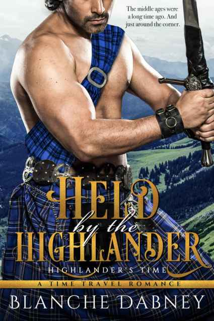 held by the highlander cover