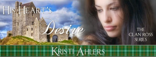 His Heart's Desire by Kristi Ahlers - sm banner