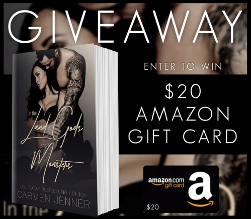 Land of gods and monsters giveaway