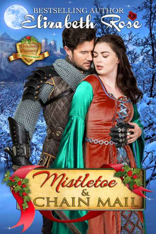 Mistletoe and Chainmail Cover