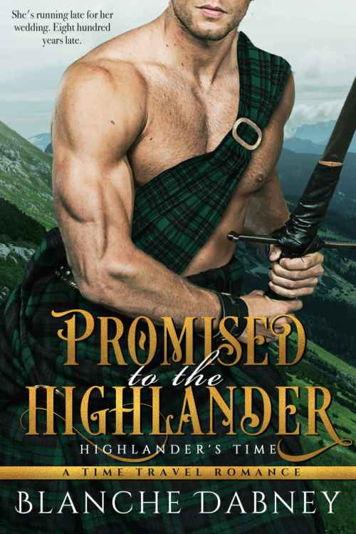 Promised to the Highlander cover