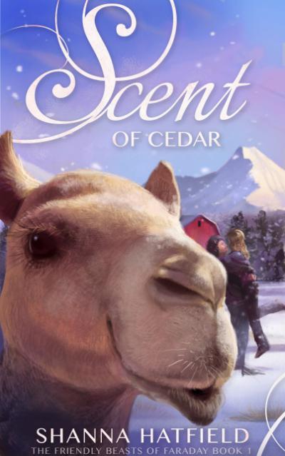 scent of cedar cover