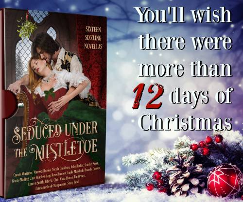 seduced under the mistletoe teaser