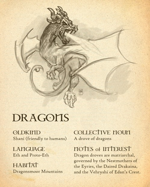 Teaser - Dragonshadow by Elle Katharine White - 1
