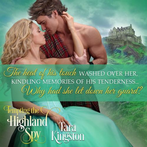 tempting the Highland Spy banner
