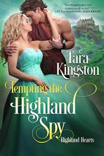 tempting the highland spy