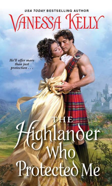 the highlander who protected me cover