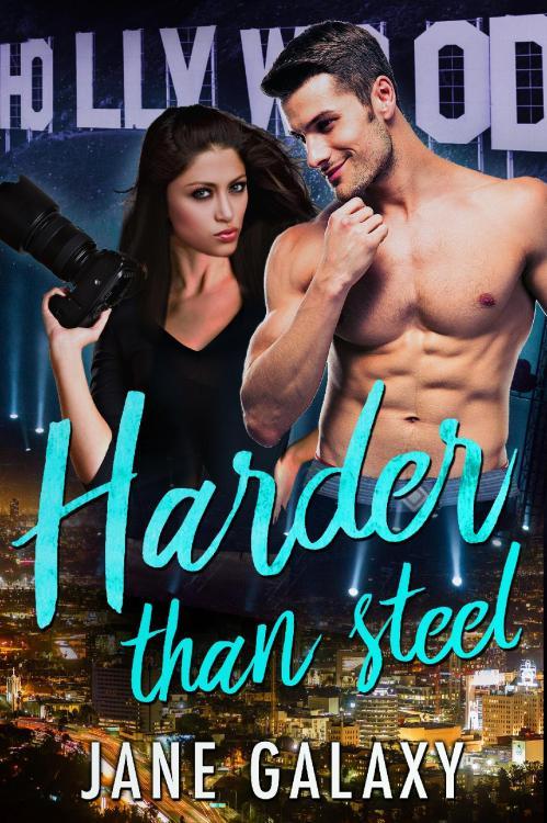 HARDER THAN STEEL - Jane Galaxy - rev