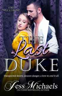 The last duke cover