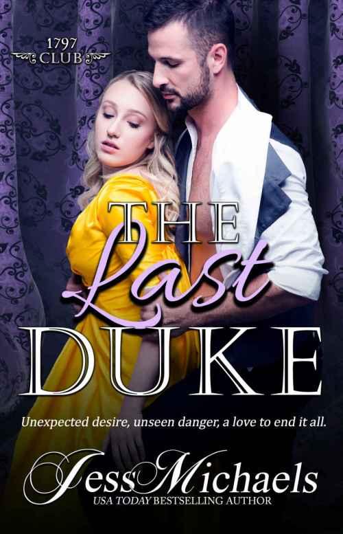 The last duke cover