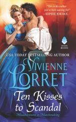 1-Ten Kisses to Scandal