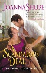 Tracy3-A Scandalous Deal